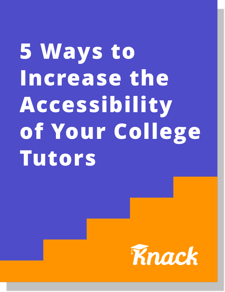 5 Ways to Increase the Accessibility of Your College Tutors img